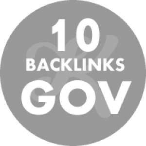 10 Backlinks em site Gov