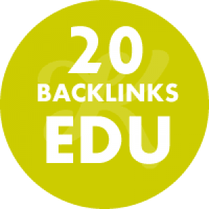 20 Backlinks em site Edu