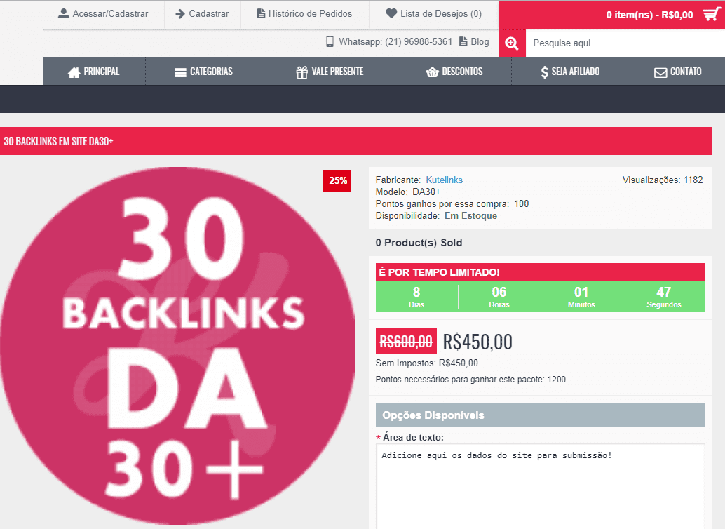 backlinks gratis